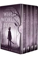 When Worlds Begin  A Collection of Four Fantasy Novels PDF