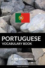 Portuguese Vocabulary Book