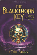 The Blackthorn Key Cryptic Collection Books 1 4 Book