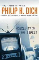 Voices From the Street PDF