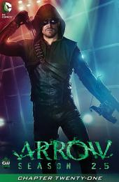 Arrow: Season 2.5 (2014-) #21