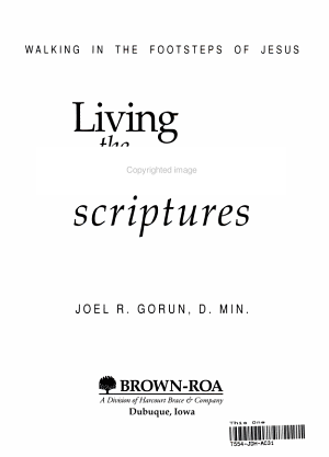 Living the Christian Scriptures