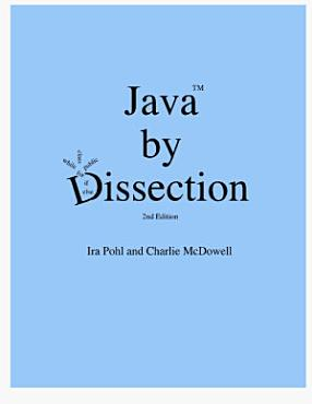 Java by Dissection PDF