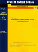 Cram101 Textbook Outlines to Accompany  Contemporary Urban Planning  Levy  6th Edition PDF