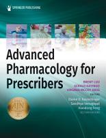 Advanced Pharmacology for Prescribers PDF