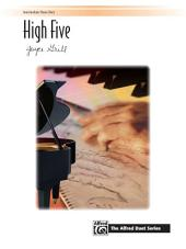 High Five: Intermediate Piano Duet (1 Piano, 4 Hands)