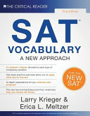SAT Vocabulary PDF