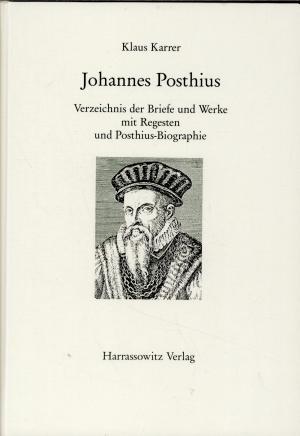 Johannes Posthius   1537 1597  PDF