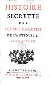 Histoire secrette des femmes galantes de l'antiquité: Volume2