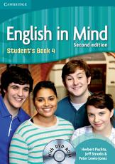 English in Mind Level 4 Student s Book with DVD ROM PDF