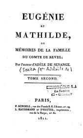 Eugénie et Mathilde, ou mémoires de la famille du Comte de Revel