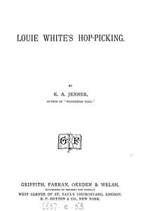 Louie White s Hop picking PDF