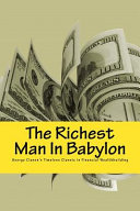 The Richest Man in Babylon  Six Laws of Wealth PDF