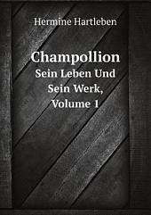 Champollion: Band 2
