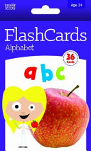 Step Up Kids Alphabet Flash Cards Book PDF