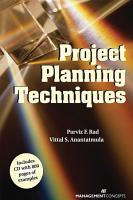 Project Planning Techniques Book  with CD  PDF