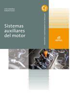 Sistemas auxiliares del motor  2018  PDF