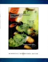 Foundations in Microbiology  2007 Ed  sixth Edition 2007 Edition PDF