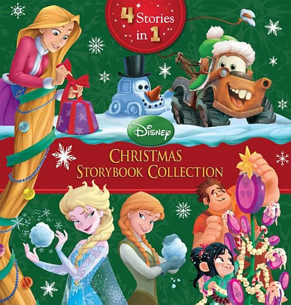 Download Disney Christmas Storybook Collection Book