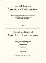 The Collected Letters of Antoni Van Leeuwenhoek -