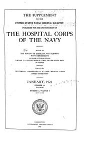 Hospital Corps Quarterly: Issues 16-19