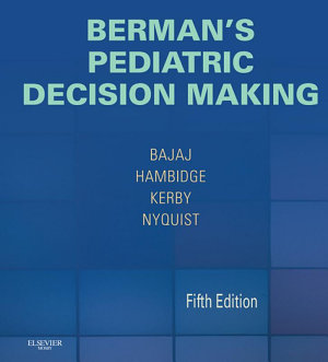 Berman s Pediatric Decision Making E Book PDF