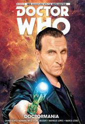 Doctor Who: The Ninth Doctor - Volume 2: Doctormania Complete Collection, Issues 1-5