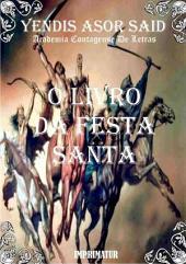 O Livro Da Festa Santa