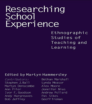 Researching School Experience PDF