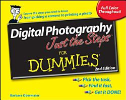 Digital Photography Just the Steps For Dummies PDF