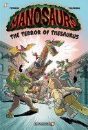 Manosaurs Vol. 2: