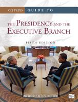Guide to the Presidency and the Executive Branch PDF