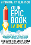 Your EPIC Book Launch