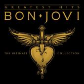 [Drum Score]Livin` On A Prayer-Bon Jovi: Bon Jovi Greatest Hits - The Ultimate Collection (Int`l Deluxe Package)(2010.11) [Drum Sheet Music]