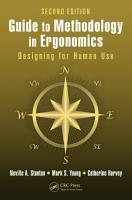Guide to Methodology in Ergonomics PDF