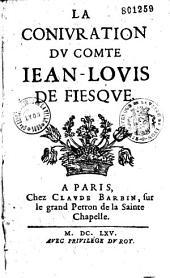La Conjuration du Comte Jean-Louis de Fiesque