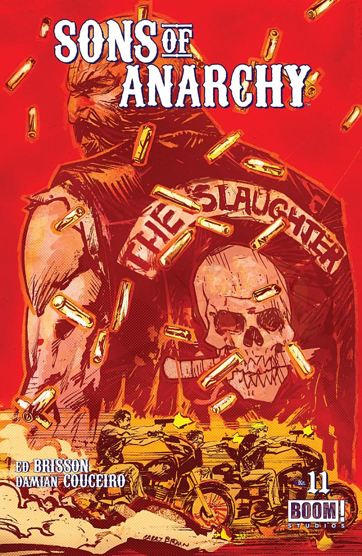 Sons of Anarchy #11