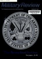 Military Review PDF