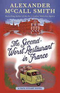 The Second Worst Restaurant in France Book