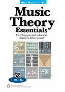 Music Theory Essentials Book