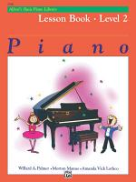 Alfred's Basic Piano Library - Lesson 2