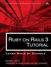 Ruby on Rails 3 Tutorial: Learn Rails by Example