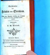 Geschichte der Fräulein von Sternheim: Band 2