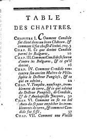 Candide, ou L'optimisme,: Volume2