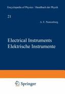 Encyclopedia of Physics / Handbuch der Physik
