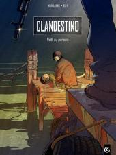 Clandestino – tome 1 - Noël au paradis
