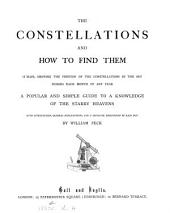 The constellations and how to find them
