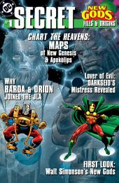 New Gods Secret Files (1998-) #1