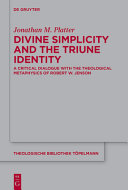 Divine Simplicity and the Triune Identity