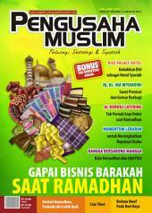 Edisi 08/2011 - Majalah Pengusaha Muslim: Gapai Bisnis Barakah Saat Ramadhan